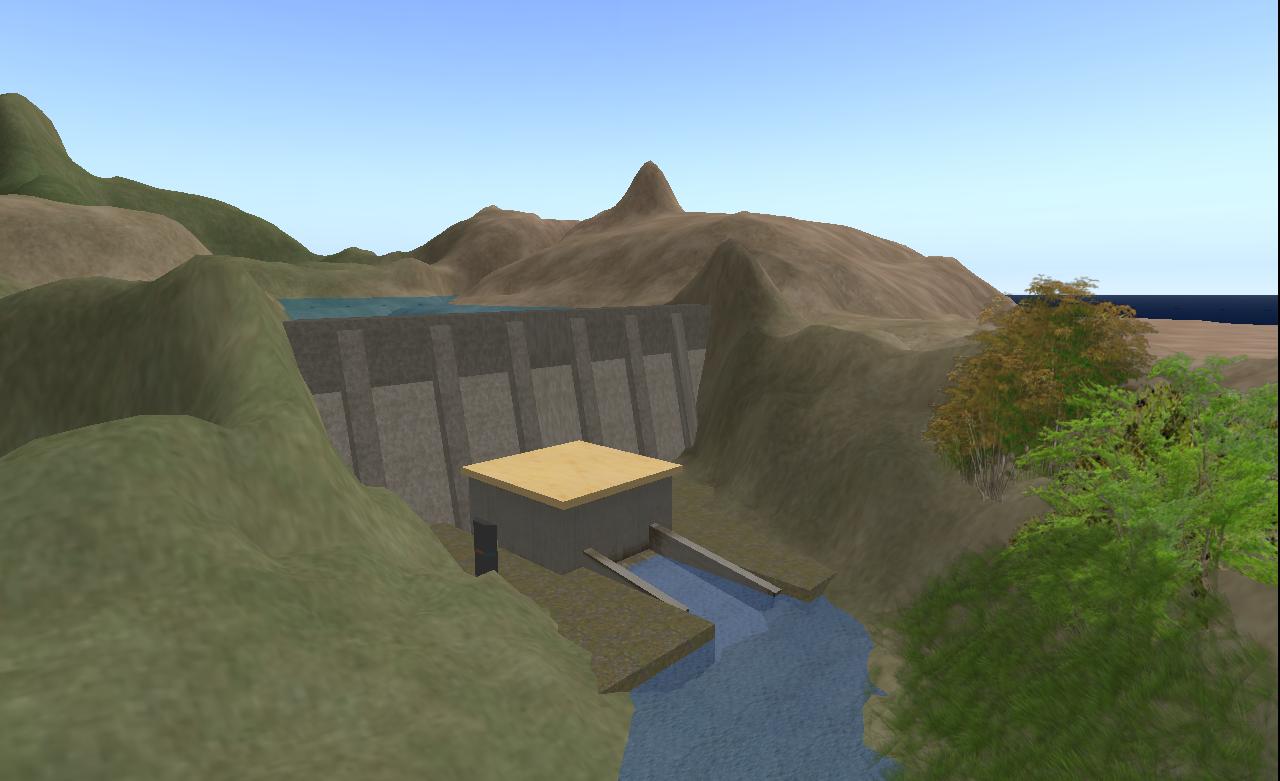 MCP Dam